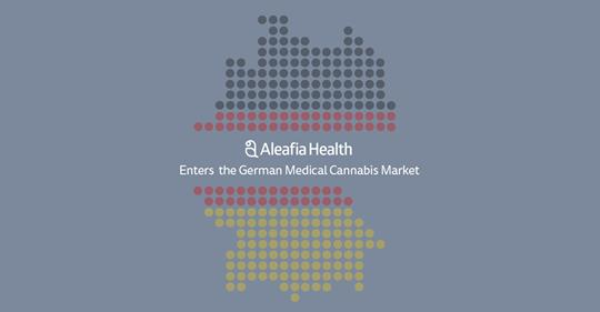 Aleafia Health Enters German Medical Cannabis Market with Supply, Distribution Joint-Venture