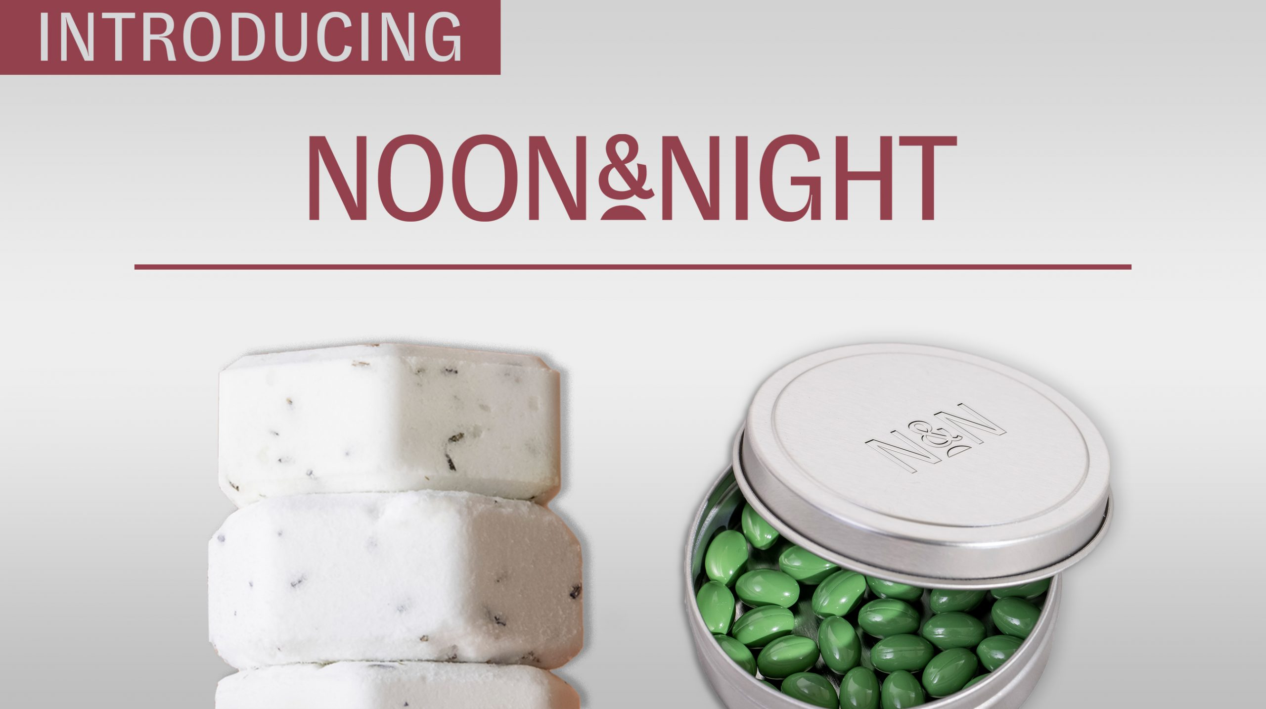 Aleafia Health Introduces Wellness Brand Noon & Night Featuring Omega CBD Soft Gels